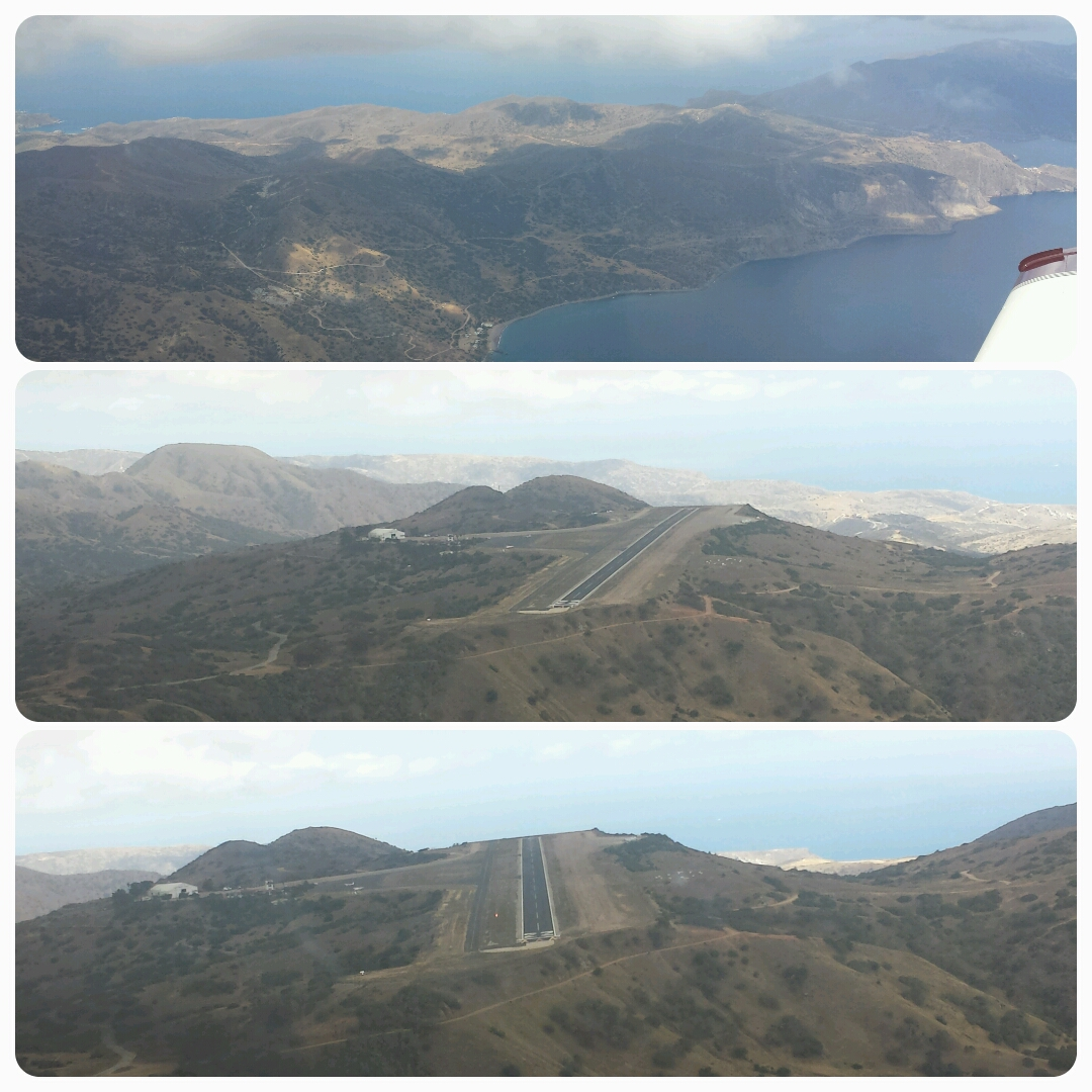 Catalina airport