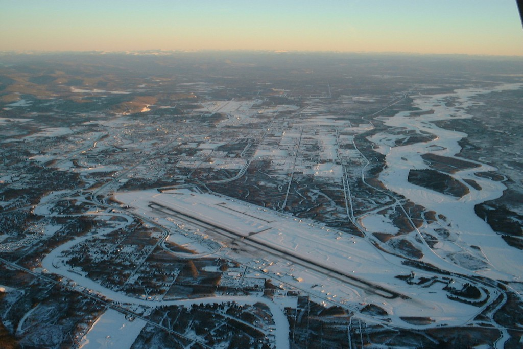 Cold Temperature Correction Procedures apply to nearly 100 airports in Alaska.