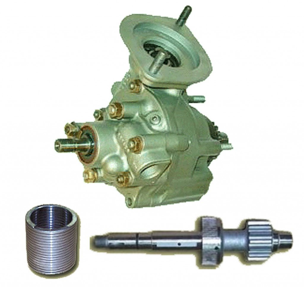 Continental Starter Adapter
